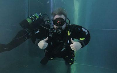 Potápění Liberec 2