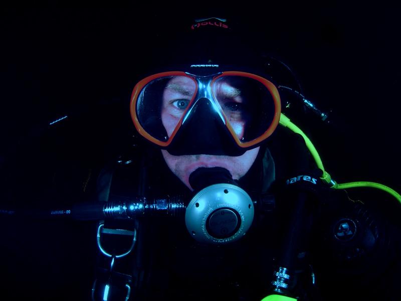 Potápění Barbora